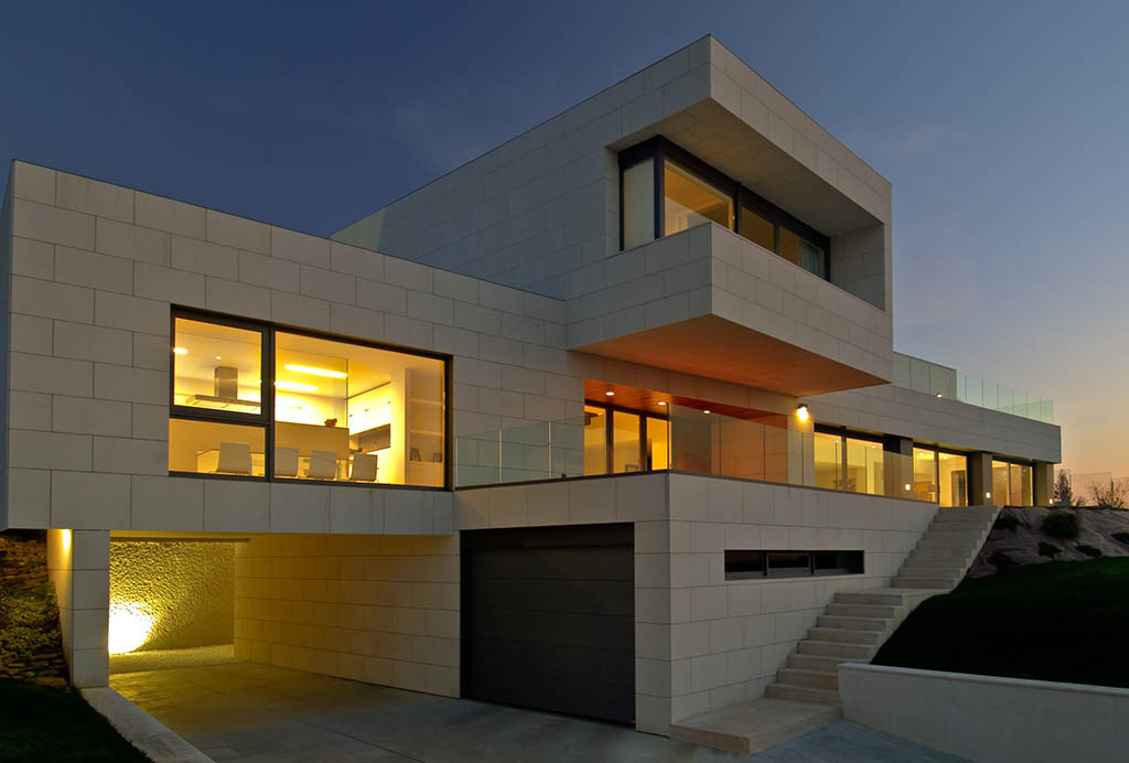 House in Perbes / Díaz y Díaz Arquitectos, © Jordi Pereda