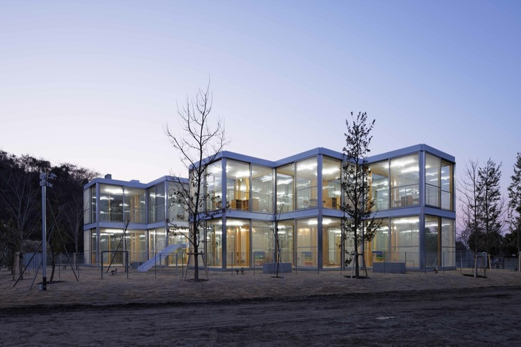Hongodai Christ Church School & Nursery / Takeshi Hosaka Architects, © Masao Nishikawa