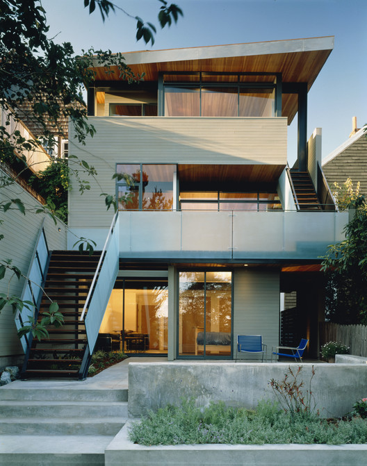 Alvarado house terry terry architecture archdaily for Architecture kapla