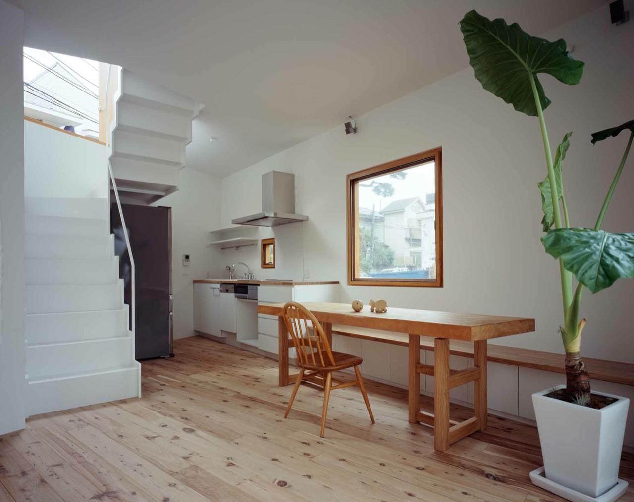 Gallery Of Inside House Outside House Takeshi Hosaka Architects 12
