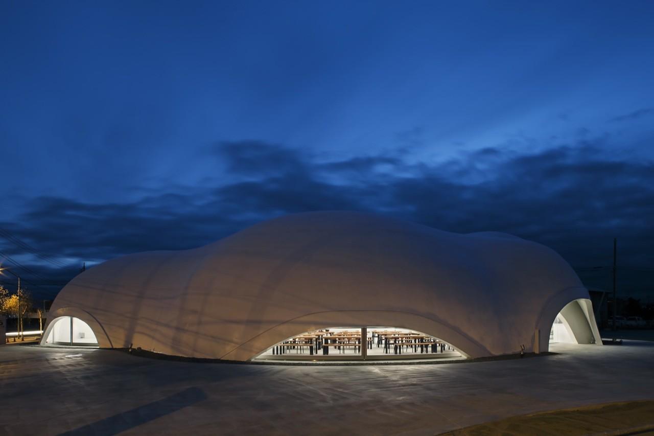 Hoto Fudo / Takeshi Hosaka Architects, © Koji Fujii / Nacasa&Pertners Inc.