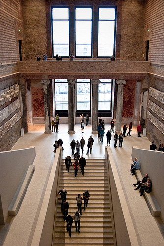 gallery of neues museum    david chipperfield architects in
