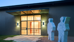 Linda Pace Foundation Offices / Poteet Architects