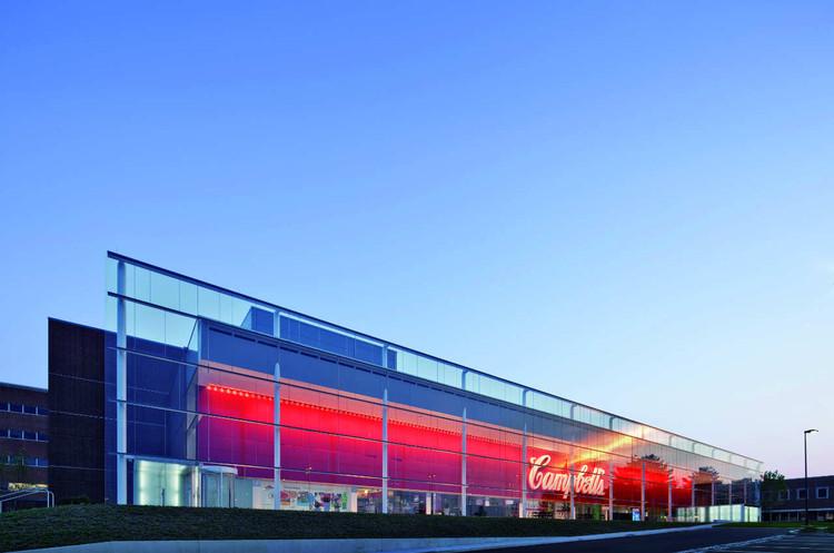 Campbell's Employee Center / KlingStubbins, © Eduard Hueber/Arch Photo