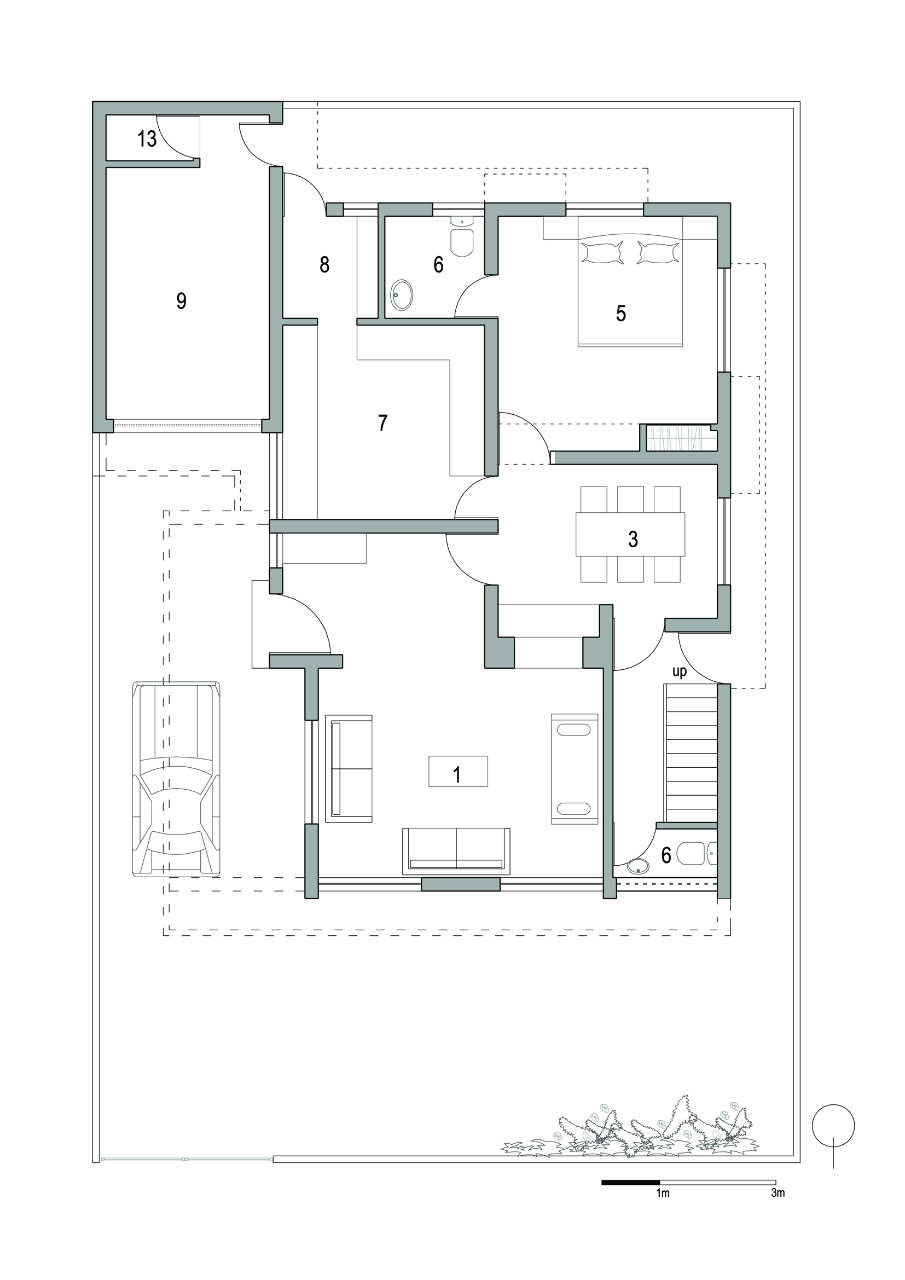 Gallery Of Sharma House Kamat Rozario Architecture 16