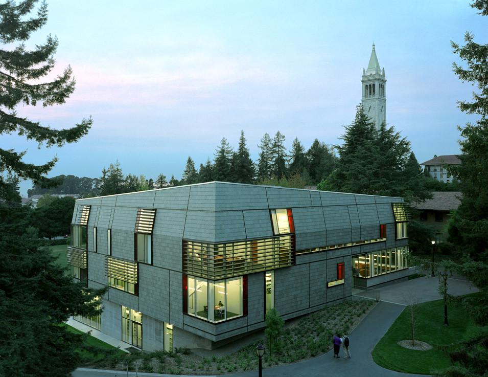 The Jean Gray Hargrove Music Library at the University of California, Berkeley / Mack Scogin Merrill Elam Architects, © Timothy Hursley