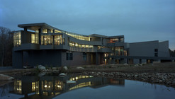 Carroll A. Campbell Jr. Graduate Engineering Center at Clemson University / Mack Scogin Merrill Elam Architects