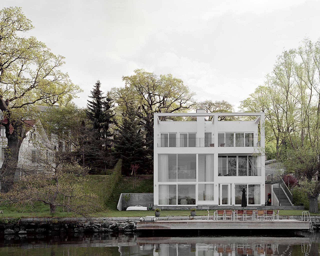 Villa Oscar / smedshammar+Holmberg AB, © Anders Holmberg