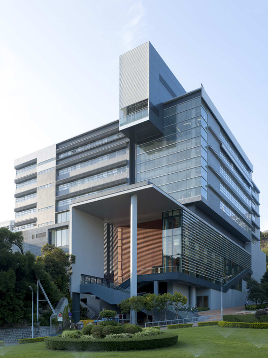 The Teaching Complex / Rocco Design Architects, Courtesy of Rocco Design Architects