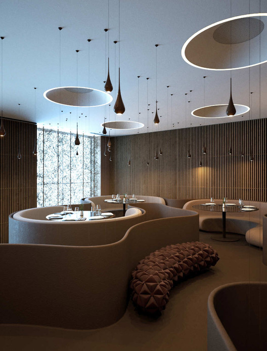 Twister / Butenko Vasiliy + Sergey Makhno Architects, Courtesy of  sergey makhno & butenko vasiliy
