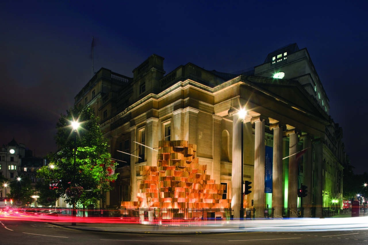 London Festival of Architecture Canada House / Bing Thom Architects, © Morley von Sternberg