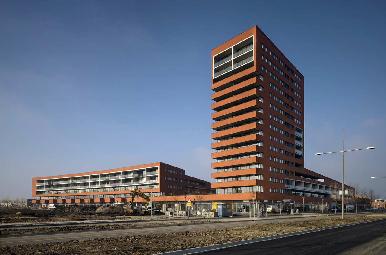Hoogambacht / Locus Architecten, © Kees Hummel