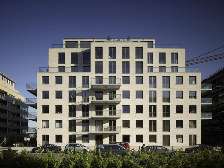 De Prinsendam / Tony Fretton Architects, © Christian Richters