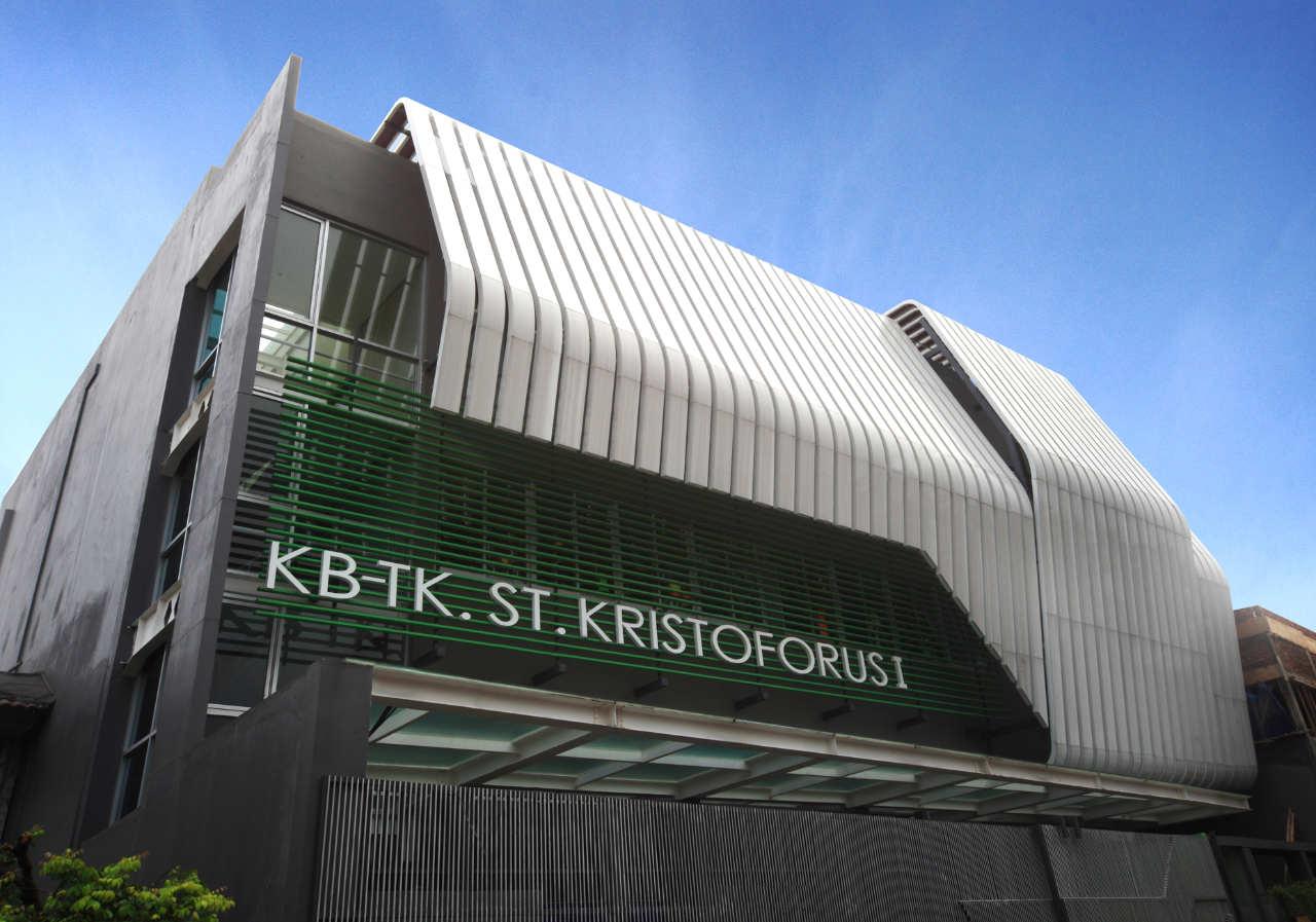 St. Kristoforus Kindergarten / Chrystalline Artchitect, Courtesy of  chrystalline artchitect