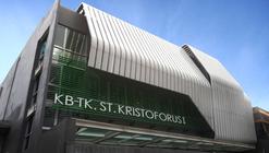 St. Kristoforus Kindergarten / Chrystalline Artchitect