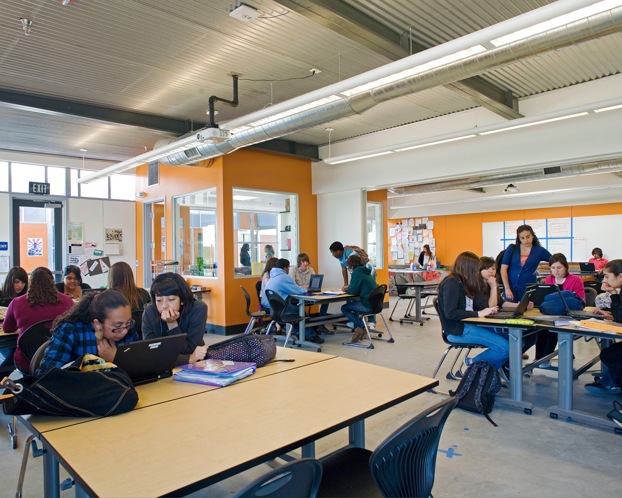 Classroom Design Definition ~ Gallery of high tech chula vista studio e