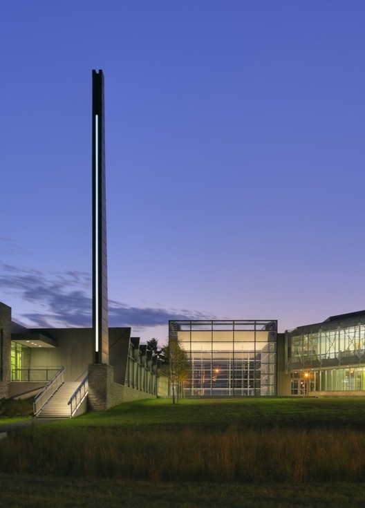 The Gateway Center, Westchester Community College / Ennead Architects, © Jeff Goldberg/Esto