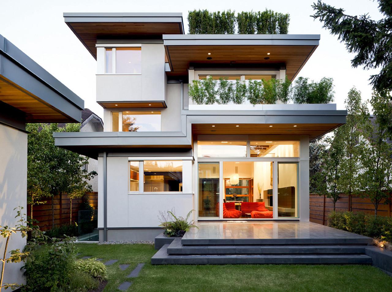 Kerchum Residence / Frits de Vries Architect, © Lucas Finlay