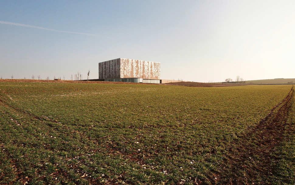 EDF Archives Centre / LAN Architecture, © Julien Lanoo