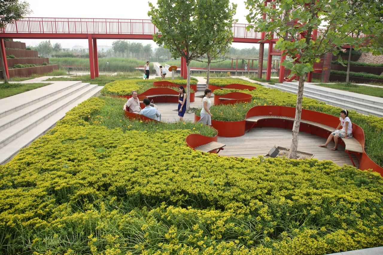 Shanghai Houtan Park / Turenscape