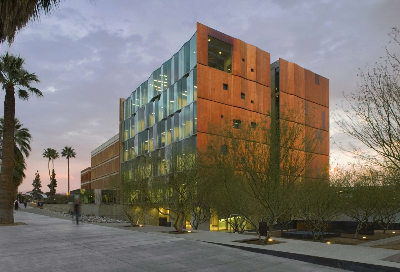 Engineer Sciences Building