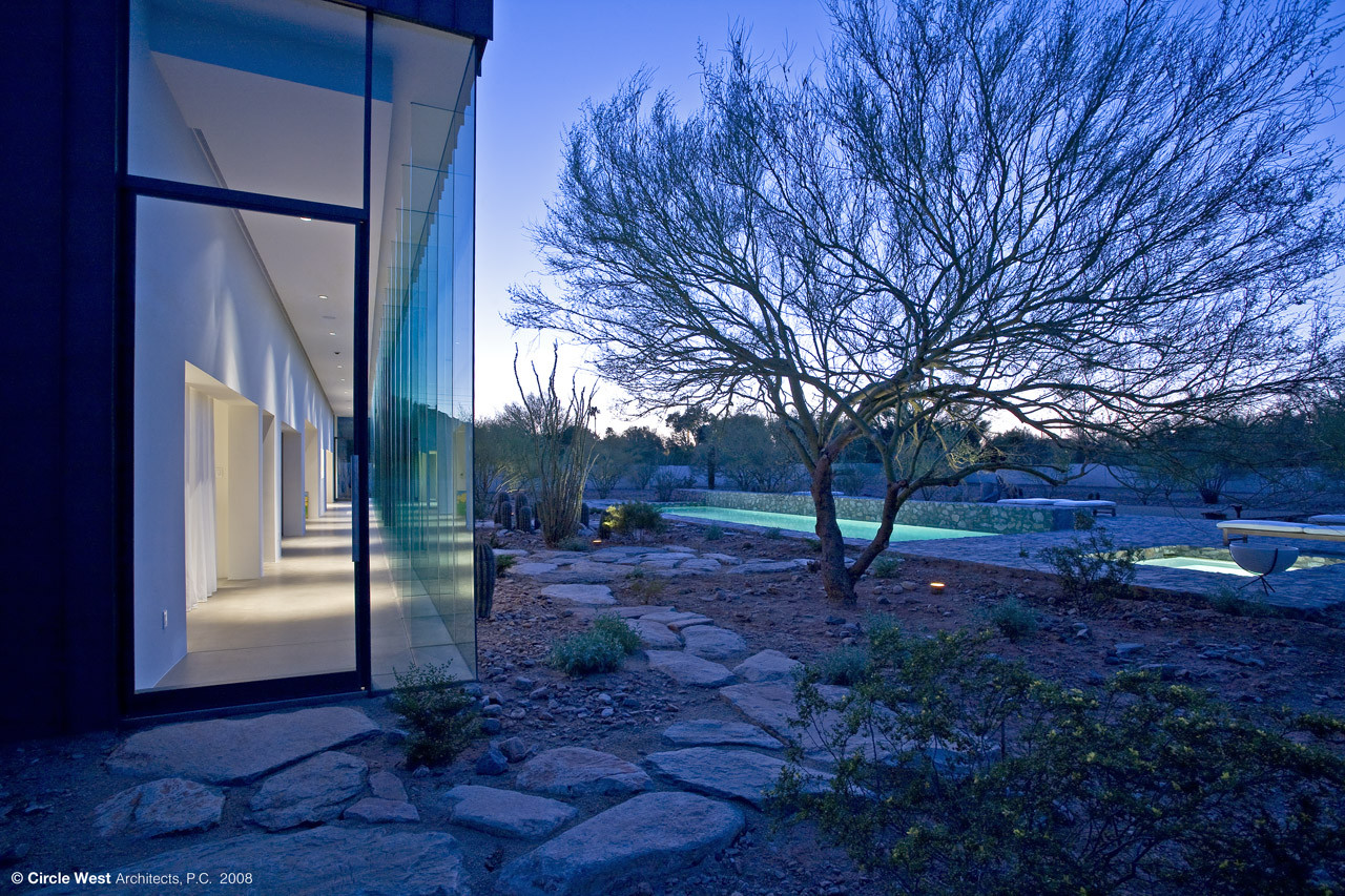 Desert House / Circle West Architects Amazing Design