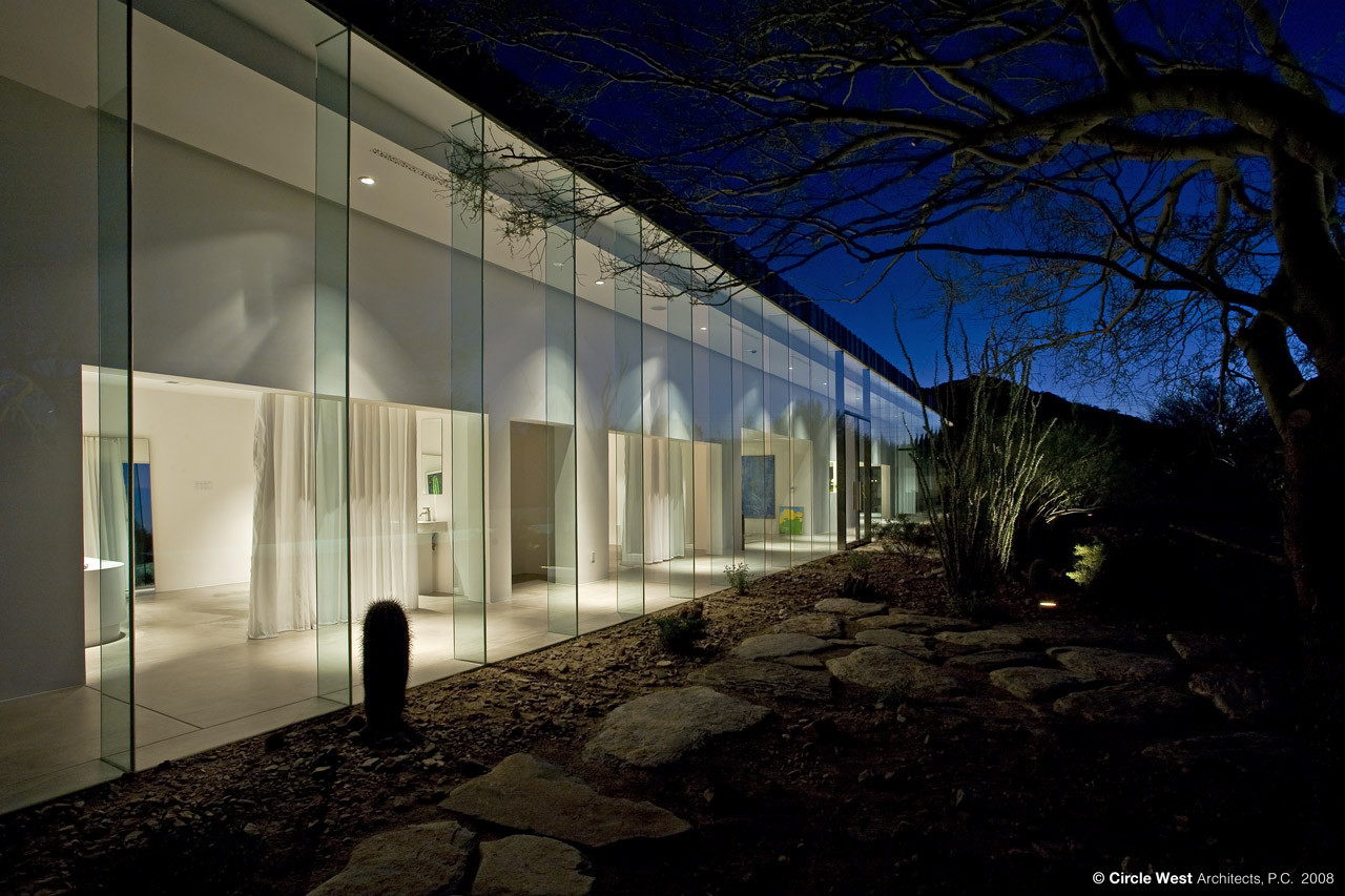 Elegant Desert House / Circle West Architects Nice Look