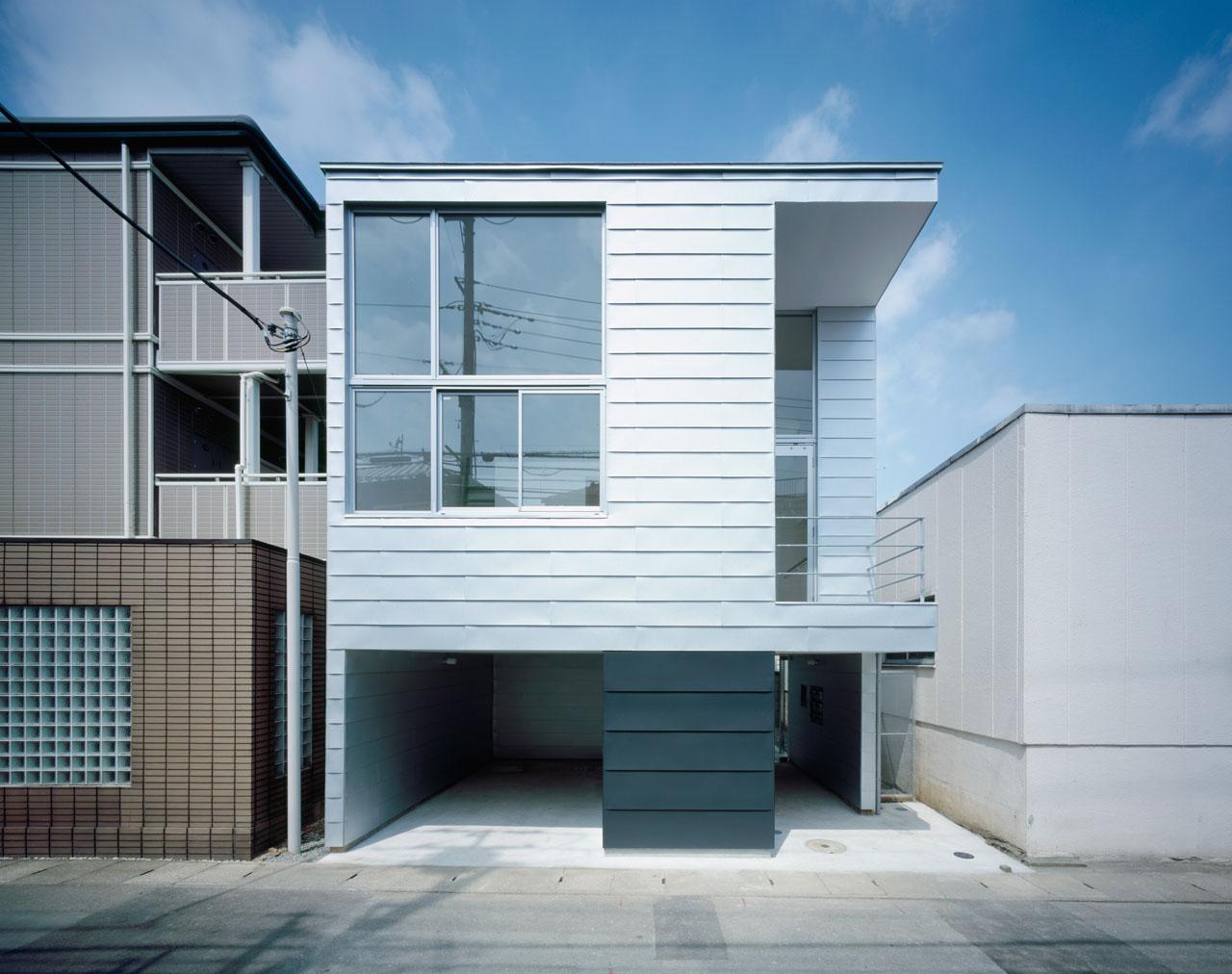 T-Apartment / Soeda and Architects, © Takumi Ota