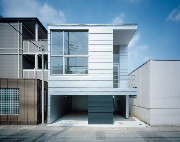T-Apartment / Soeda and Architects, ©  Takumi Ota