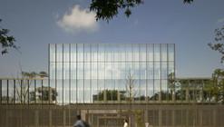British Embassy / Tony Fretton Architects
