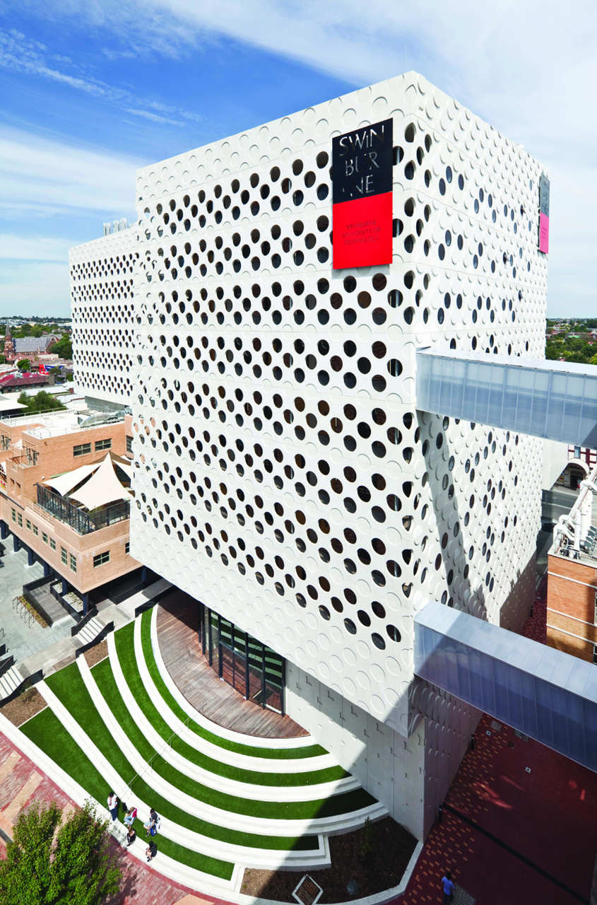 Gallery of The Swinburne University of Technology H2o architects 3