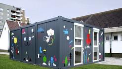 Temporary Kindergarten Ajda / Arhitektura Jure Kotnik
