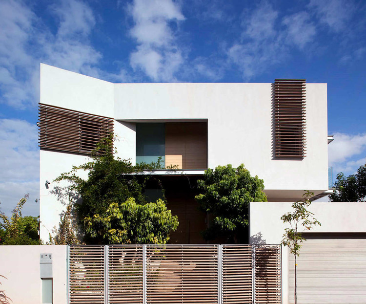 DG House / Domb Architects, © Amit Geron