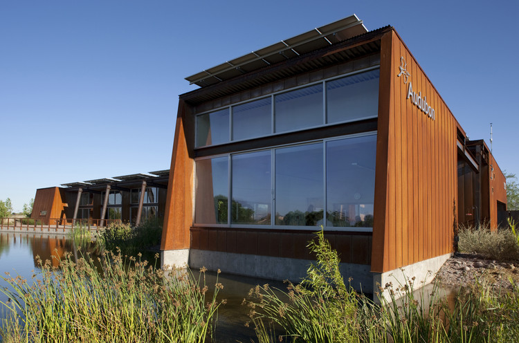 Rio Salado Audubon Center / WEDDLE GILMORE black rock studio, © Bill Timmerman
