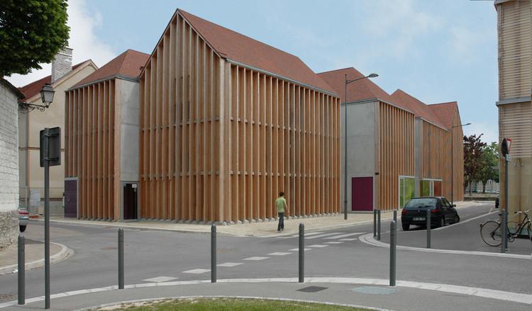 44 Logements Étudiants Dans Campus de Troyes / Colomès + Nomdedeu Architectes, © Guilhem-Ducléon