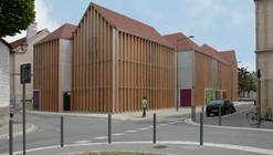 44 Logements Étudiants Dans Campus de Troyes / Colomès + Nomdedeu Architectes