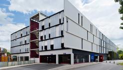 Parking Sucy En Brie / Agence Carbonnet Architectes  + IOSIS Infrastructure