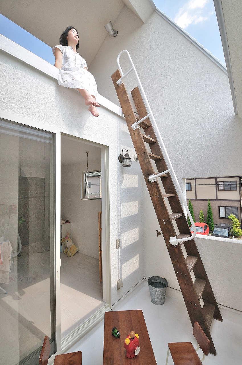 Gallery of montblanc house studio velocity 9 for La maison de la mezzanine
