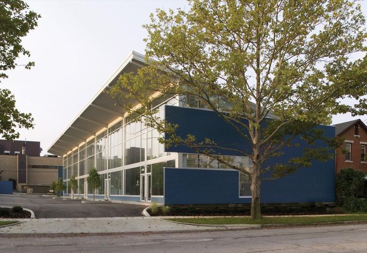 Mound Street Office Building / Jonathan Barnes Architecture and Design, © Brad Feinknopf