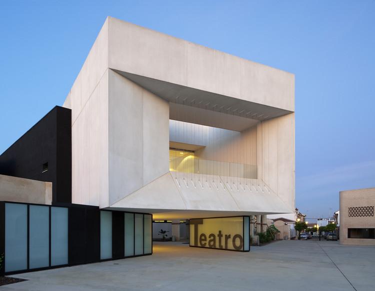 Almonte Theatre in Huelva / Donaire Arquitectos, © Fernando Alda