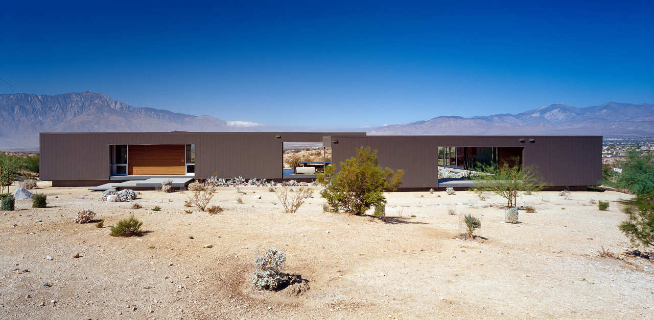 Desert House / Marmol Radziner, © Joe Fletcher Photography