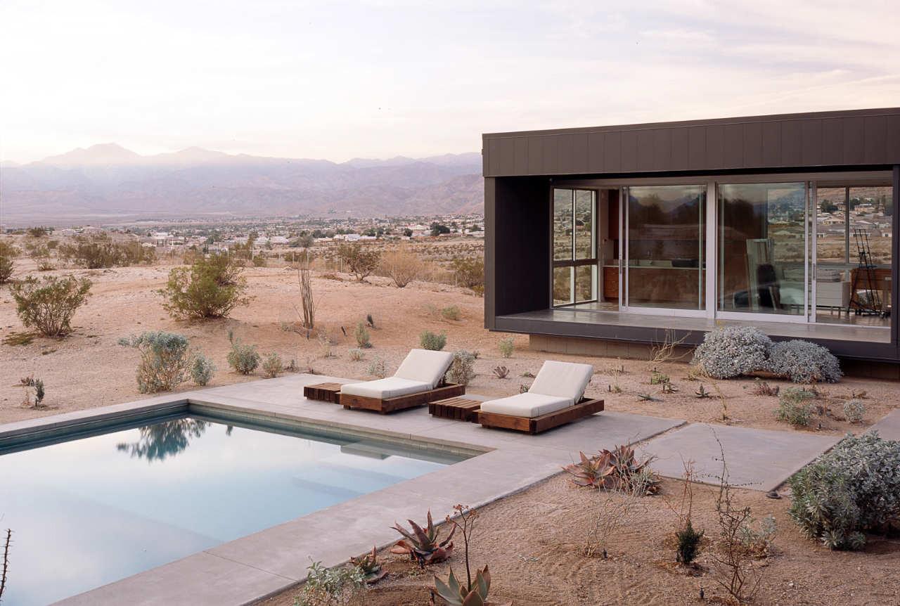 Gallery of Desert House / Marmol Radziner - 17