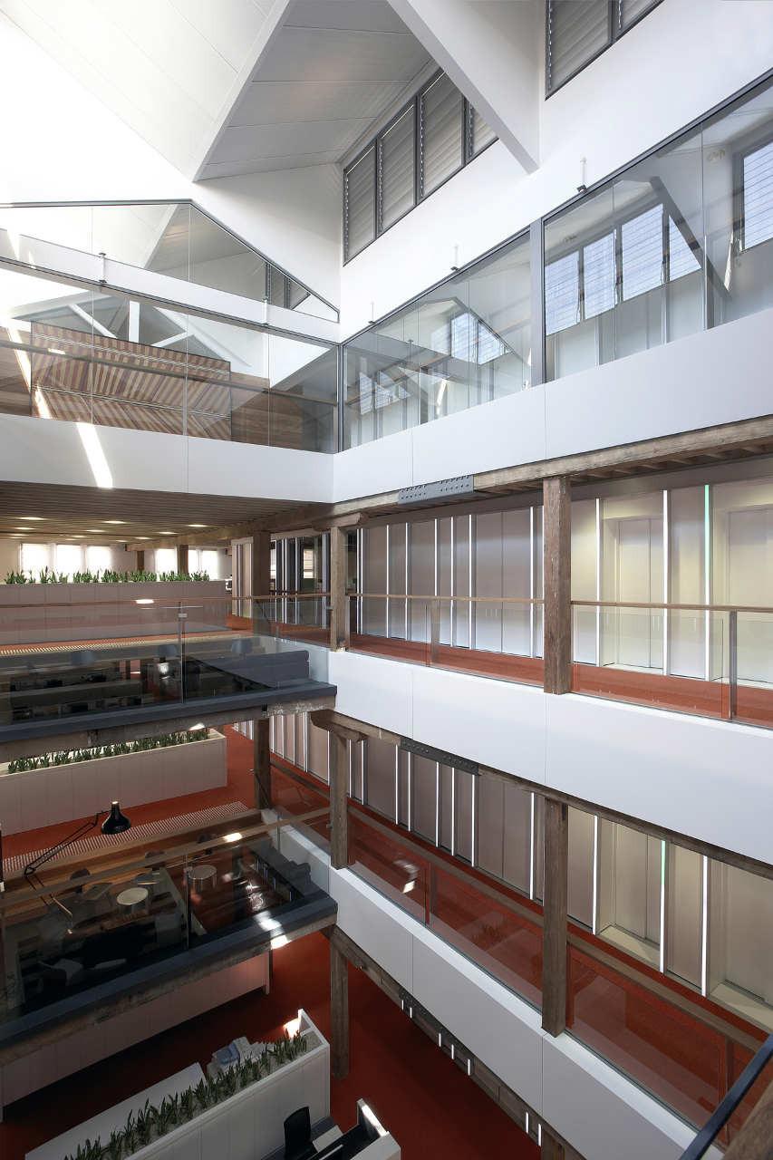 Office Building in Ultimo / Smart Design Studio, Courtesy of Smart Design Studio