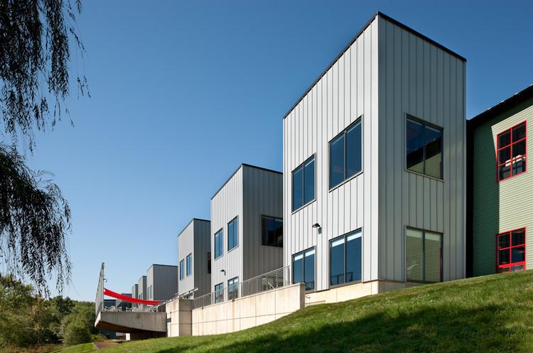 SEI Investments Corporate Headquarters / MSR Design, © Lara Swimmer