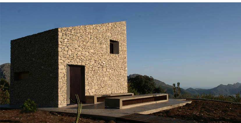 La Vall de Laguar House / Enproyecto Arquitectura, Courtesy of  enproyecto arquitectura