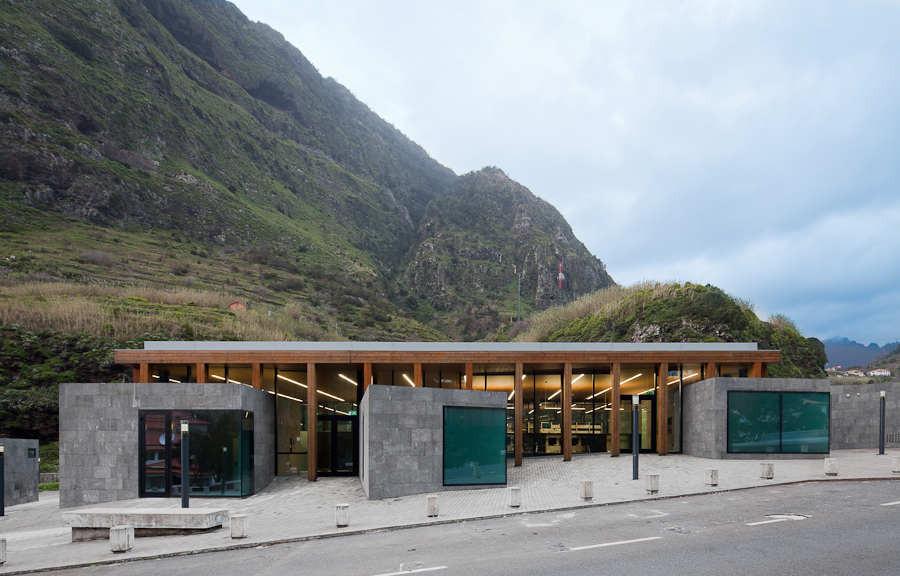 The Registrar Office of S. Vicente / Duarte Caldeira, © Joao Morgado