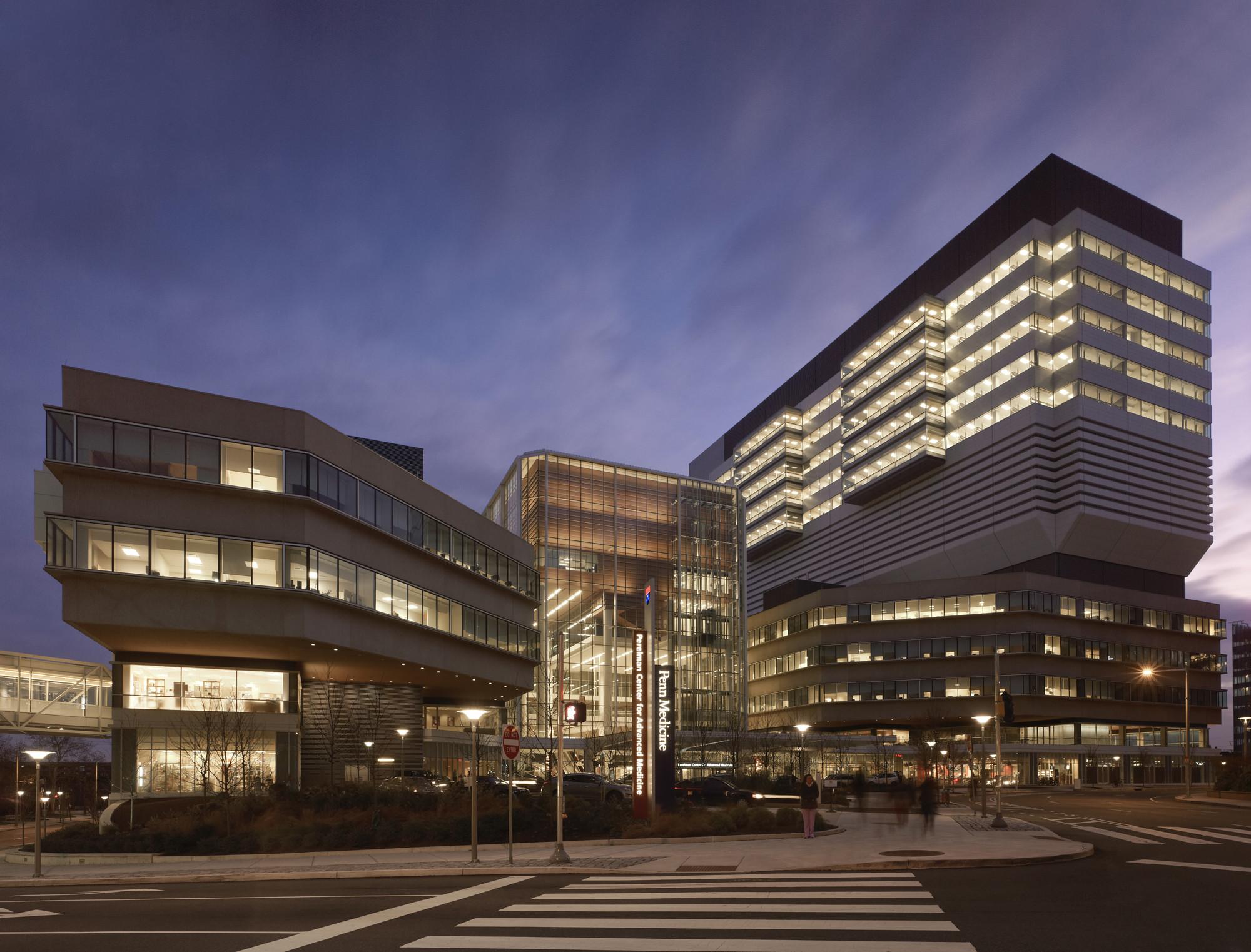 Translational Research Center / Rafael Viñoly Architects, © Brad Feinknopf