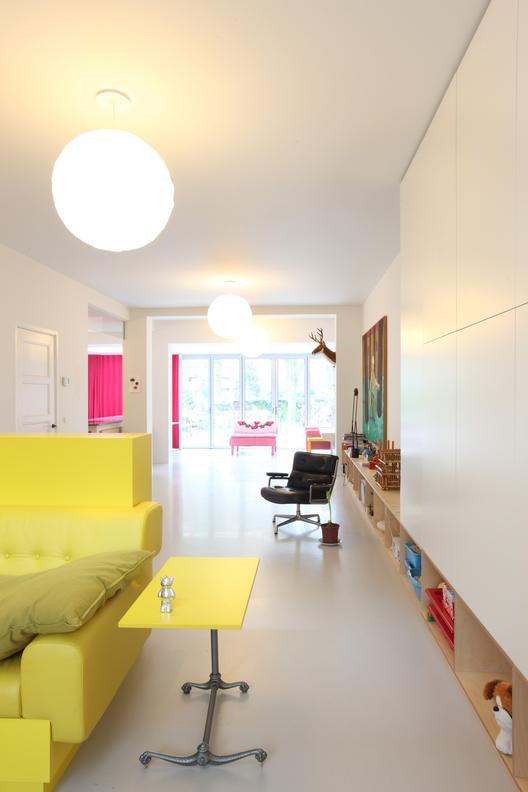 Dwelling Refurbishment in Eindhoven / De Bever Architecten, © Merel van Beukering