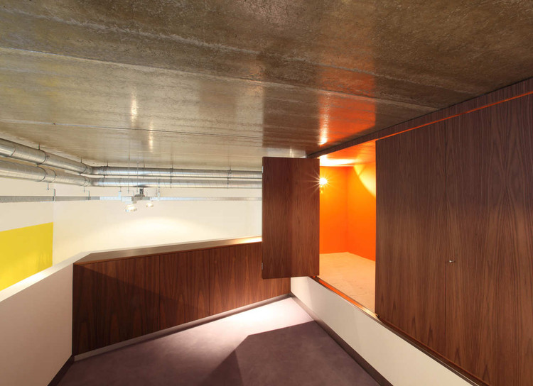 Loft Lichttoren / De Bever Architecten, Courtesy of  de bever architecten