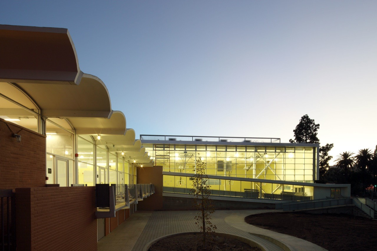 Lafayette Park Recreation Center / Kanner Architects, © Nicolas O.S. Marques